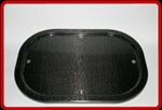 Sprint Car Filter Top Plate - Carbon Fiber