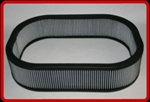 "Sprint Car 5"" Filter replacement - Premium Media"